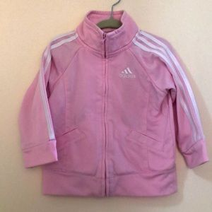 Adidas Light Pink Jacket